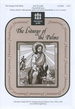 The Liturgy of the Palms Choral Full Score