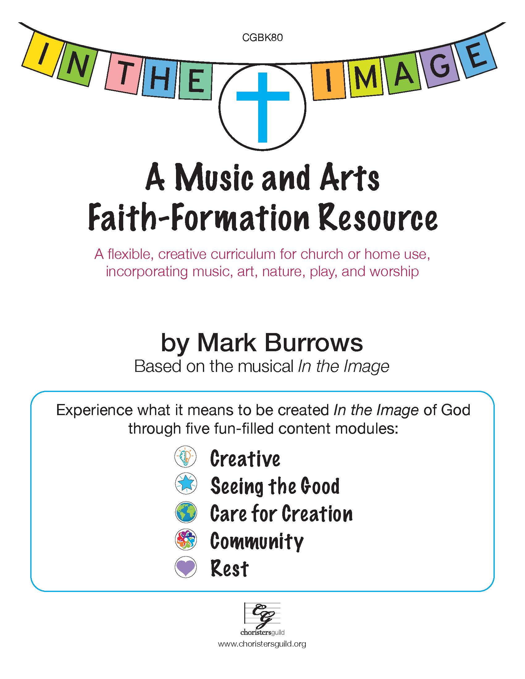 In the Image - Faith-Formation Resource (Digital)
