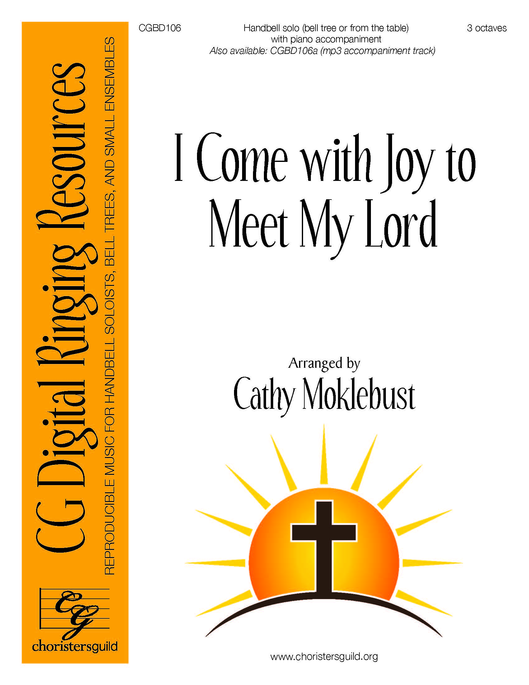 I Come with Joy to Meet My Lord - Solo 3 octaves