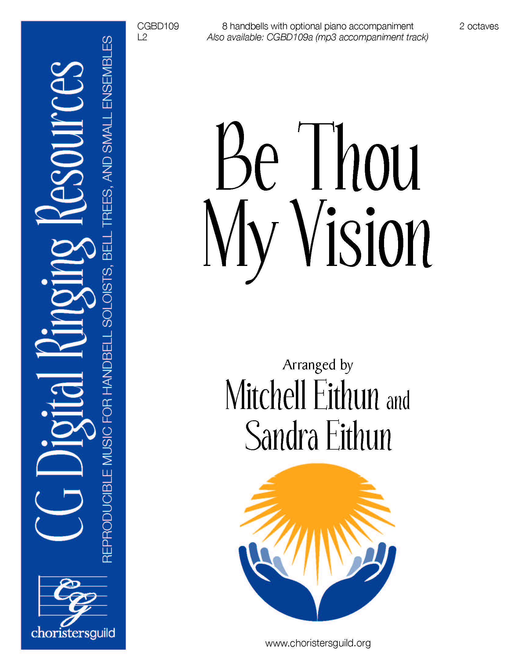 Be Thou My Vision - 8 bells (reproducible)