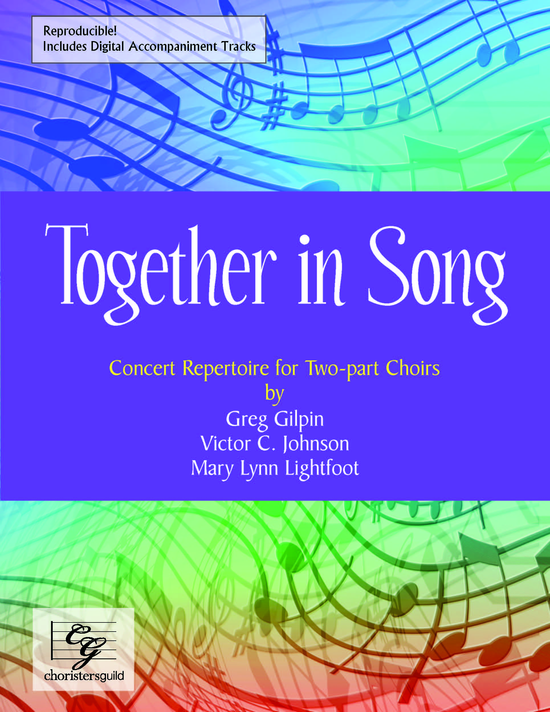 Together In Song (Reproducible) - Two-part