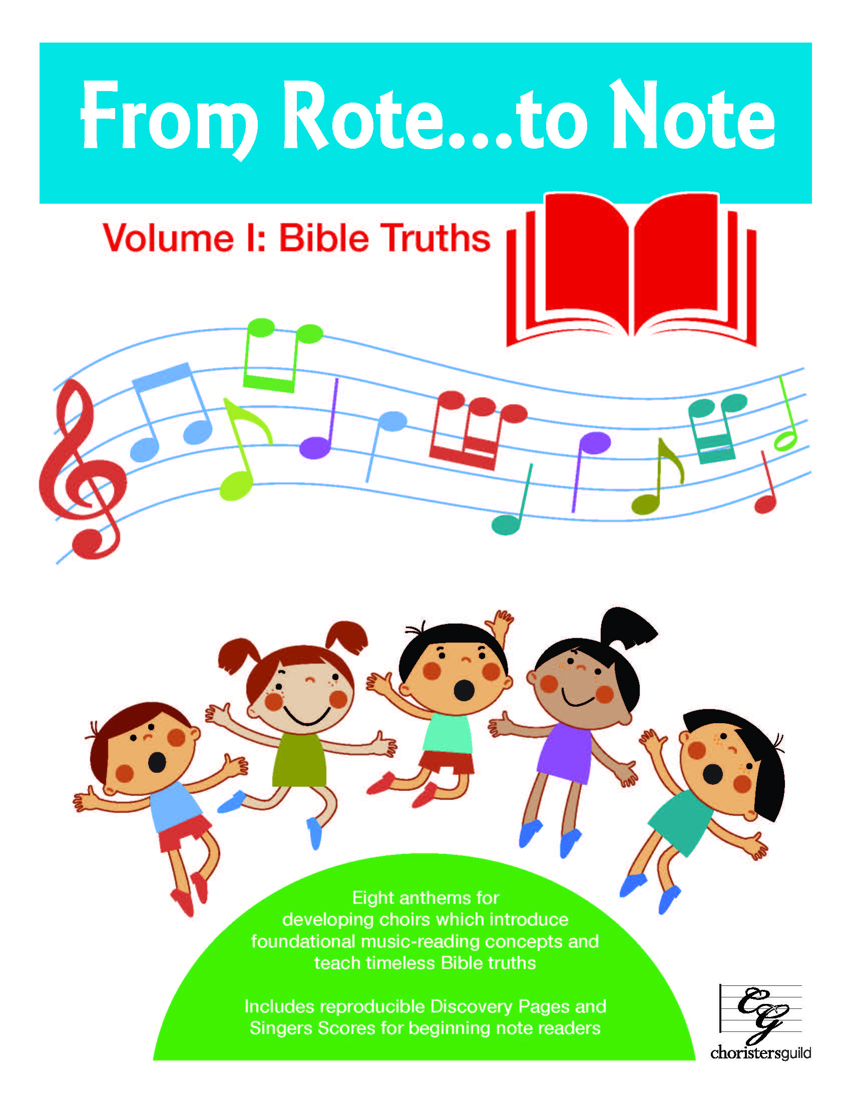 From Rote...to Note Vol. 1 (Reproducible)