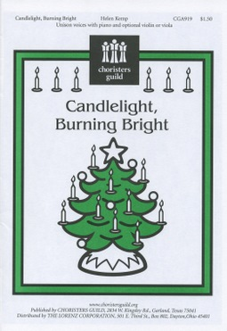 Candlelight, Burning Bright