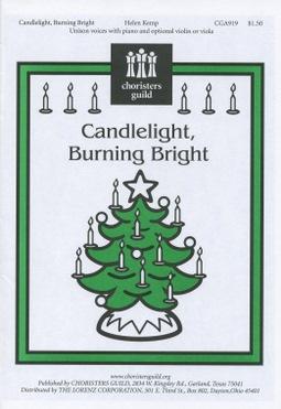 Candlelight, Burning Bright