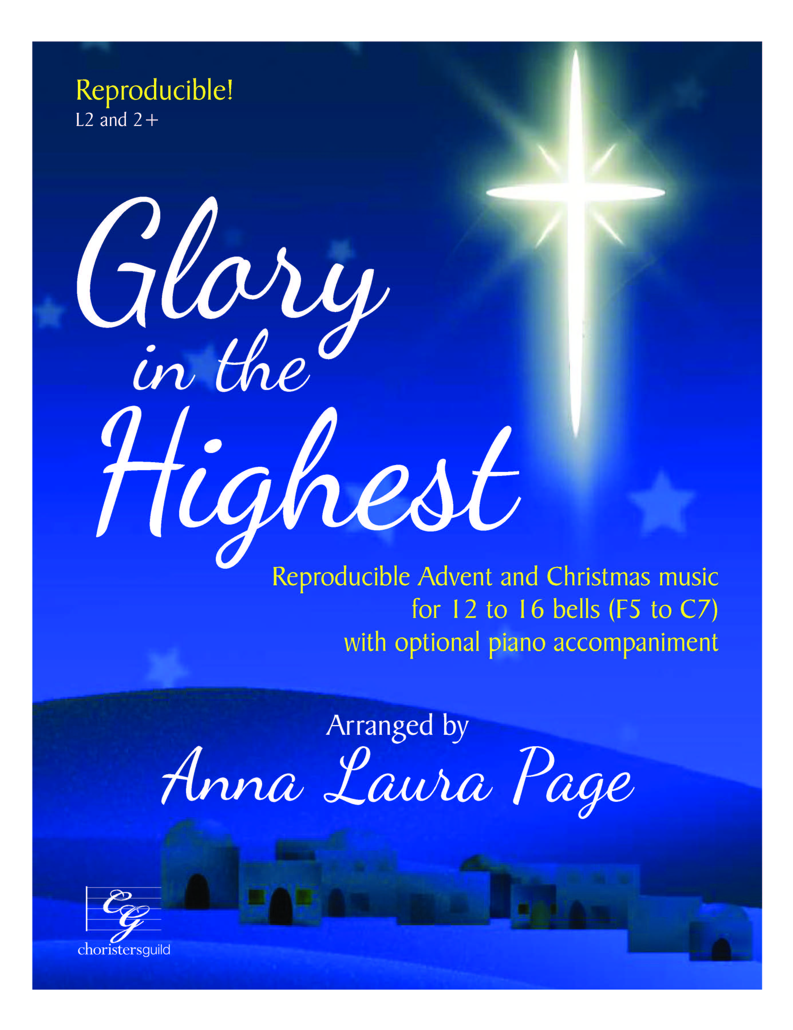 Glory in the Highest (Digital Download) - 12-16 bells