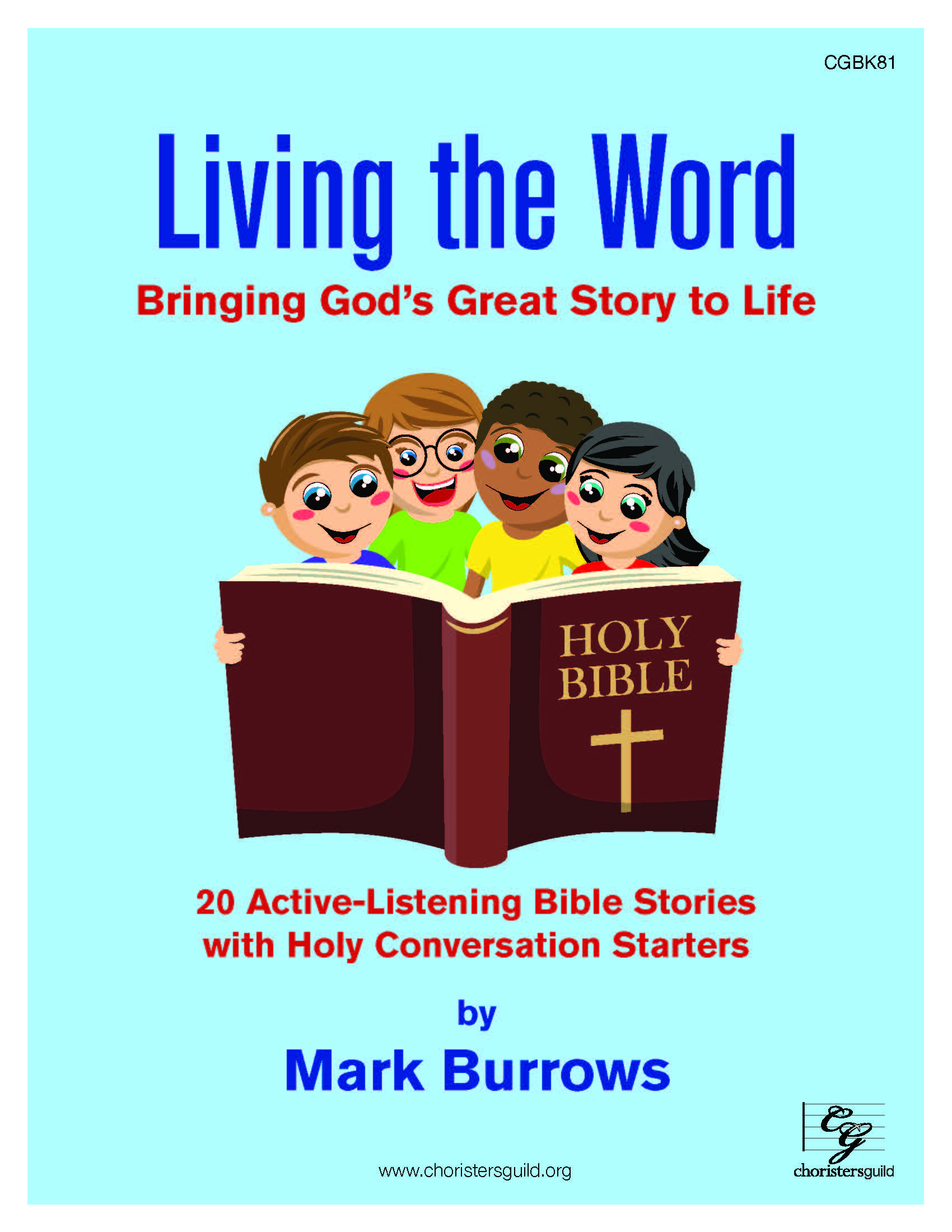 Living the Word (Reproducible Digital Resource)