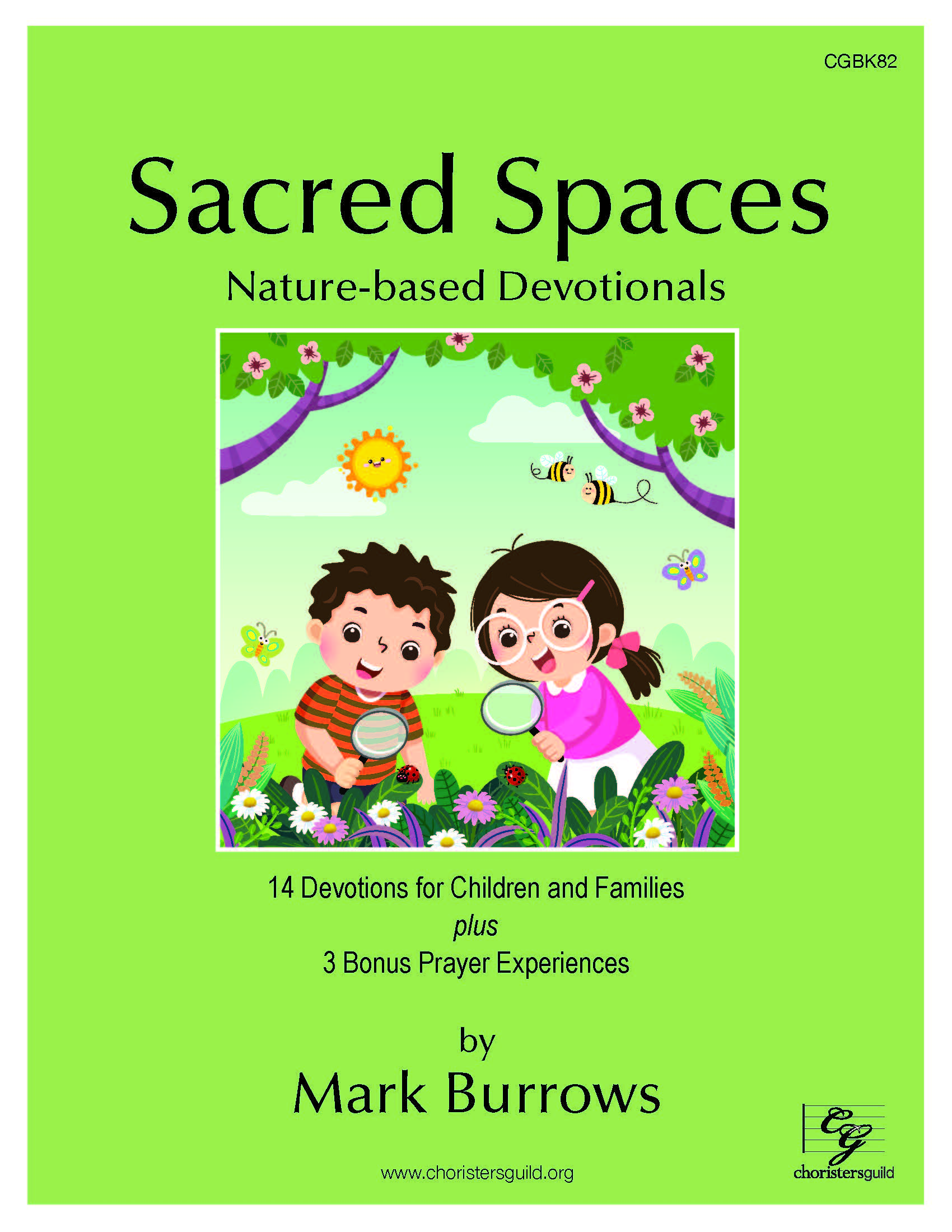 Sacred Spaces: Nature-Based Devotionals (Reproducible Digital Resource)