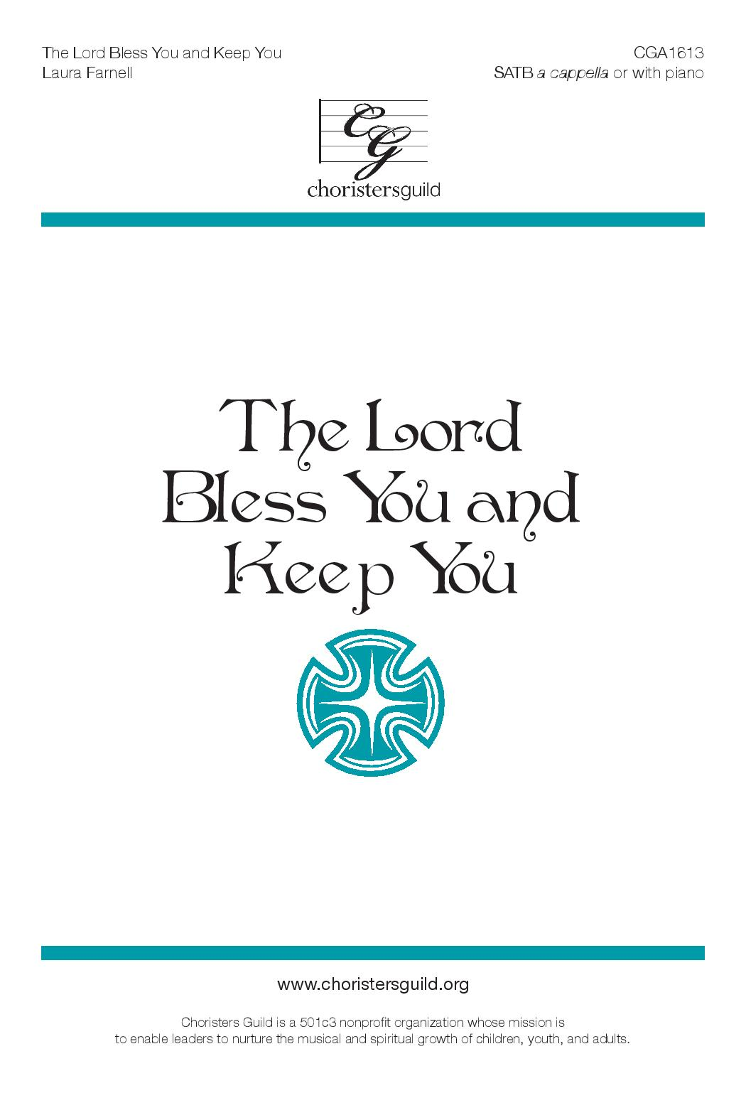 The Lord Bless You and Keep You (Digital Download Accompaniment Track)