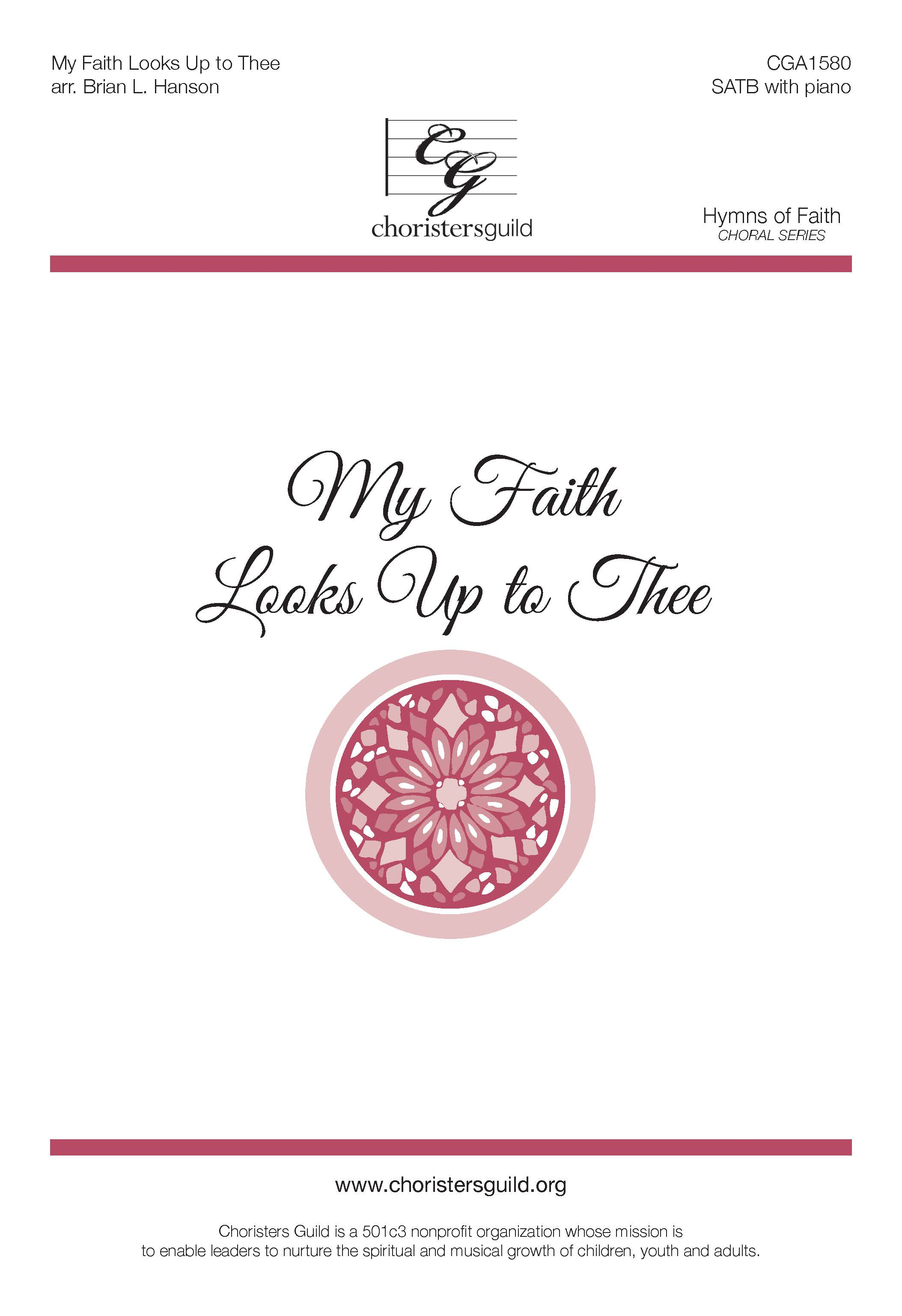 My Faith Looks Up to Thee (Digital Download Accompaniment Track)