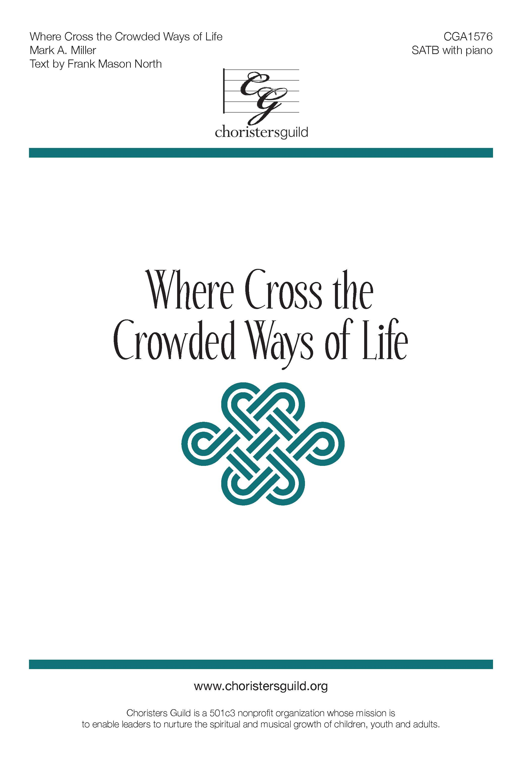 Where Cross the Crowded Ways of Life (Digital Download Accompaniment Track)