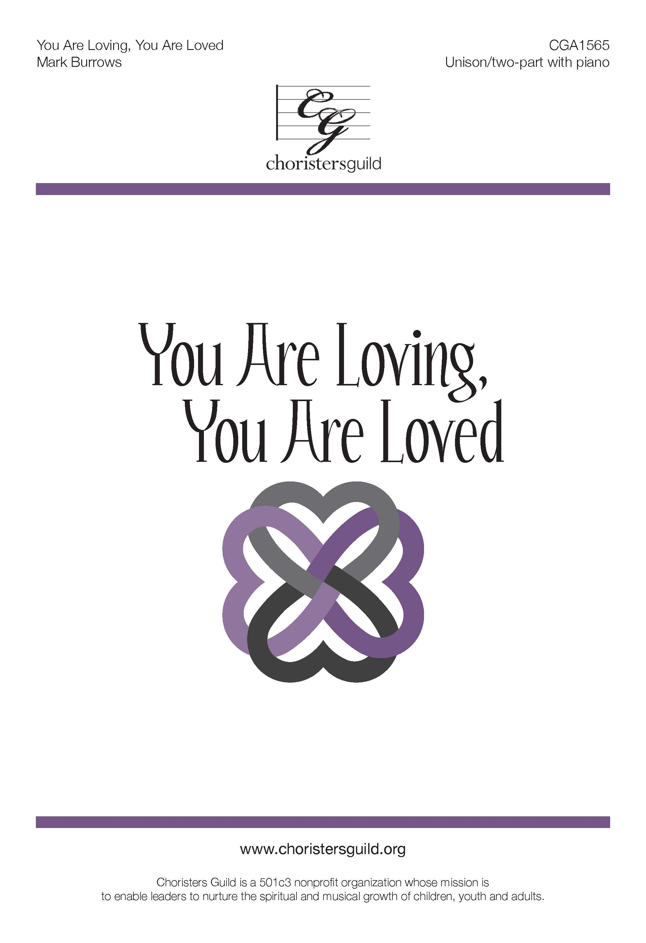 You are Loving, You are Loved (Digital Download Accompaniment Track)