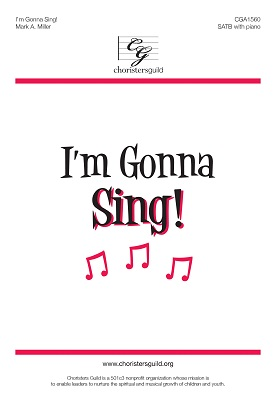 I'm Gonna Sing! (Digital Download Accompaniment Track)