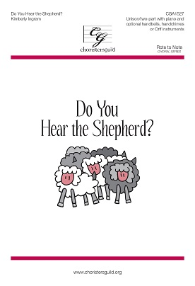 Do You Hear the Shepherd (Digital Download Accompaniment Track)