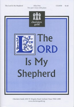 The Lord Is My Shepherd Two-Part