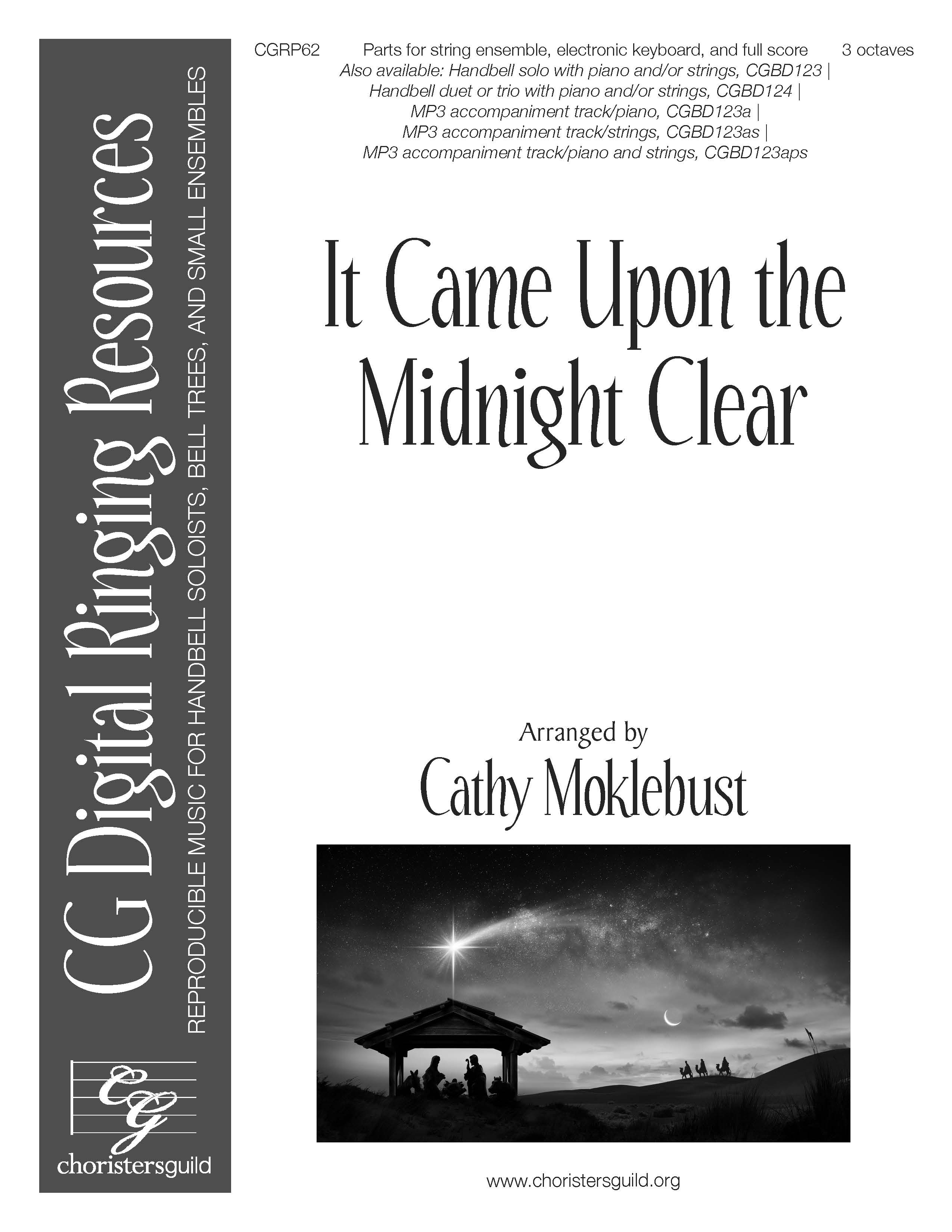 It Came Upon the Midnight Clear (digital reproducible) - Instrumental parts