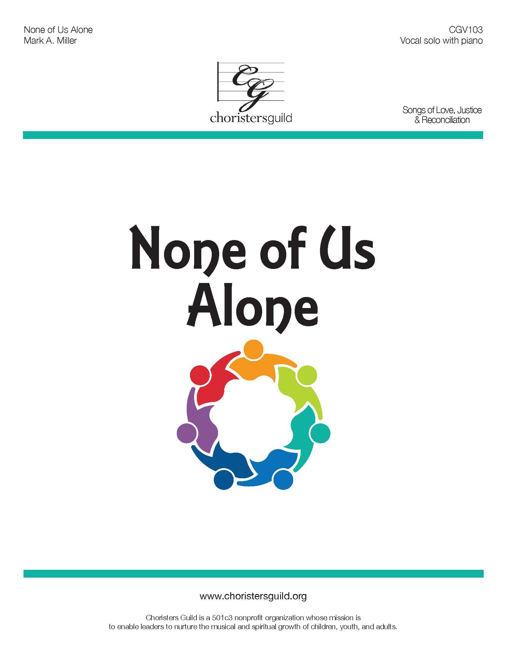 None of Us Alone - Solo