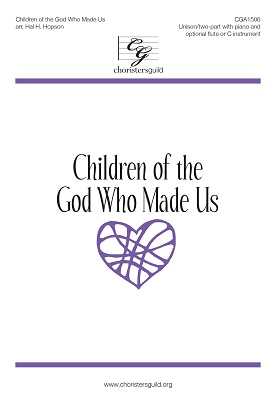 Children of the God Who Made Us (Digital Download Accompaniment Track)