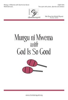 Mungu ni Mwema (Digital Download Accompaniment Track)