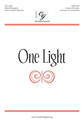 One Light (Digital Download Accompaniment Track)