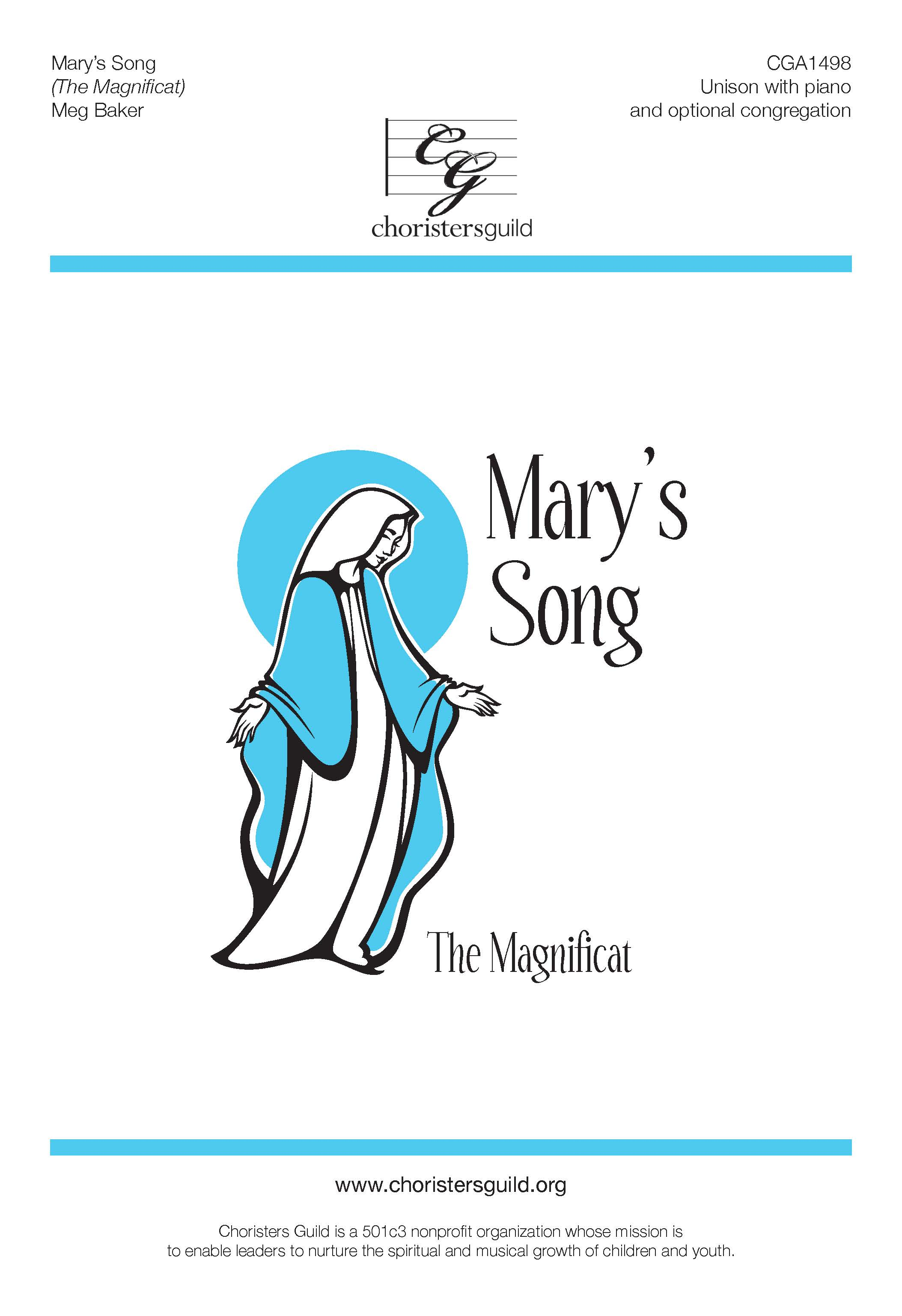 Mary's Song (Digital Download Accompaniment Track)