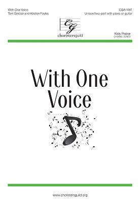 With One Voice (Digital Download Accompaniment Track)