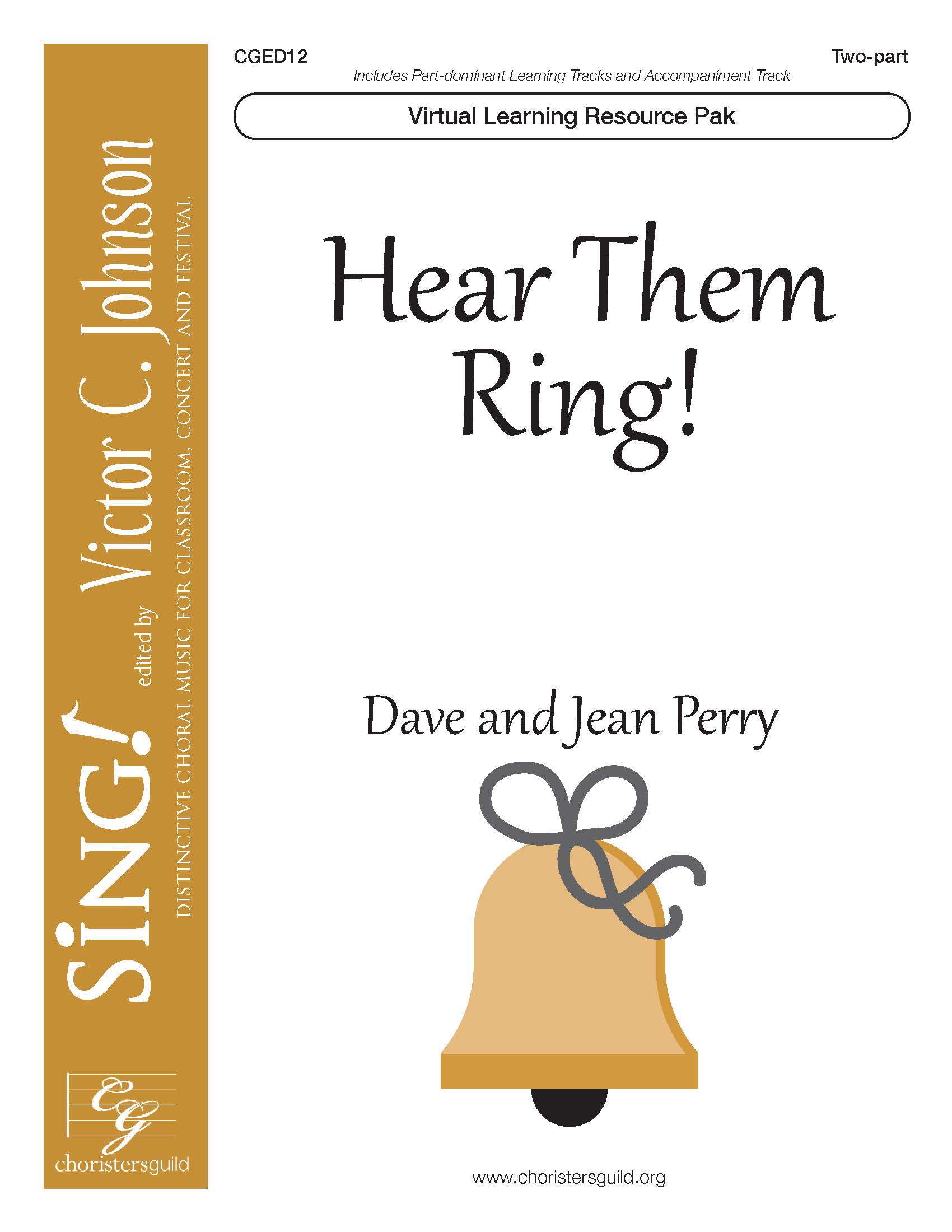 Hear Them Ring! (Virtual Learning Resource Pak) - Two-part