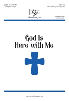 God Is Here with Me (Digital Download Accompaniment Track)