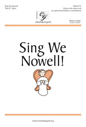 Sing We Nowell! (Digital Download Accompaniment Track)
