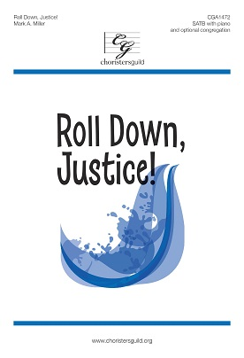 Roll Down, Justice! (Digital Download Accompaniment Track)