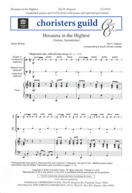 Hosanna in the Highest