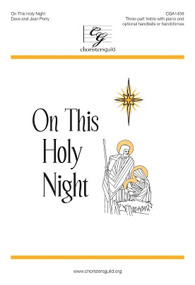 On This Holy Night (Digital Download Accompaniment Track)