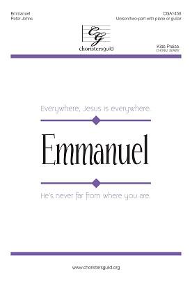 Emmanuel (Digital Download Accompaniment Track)