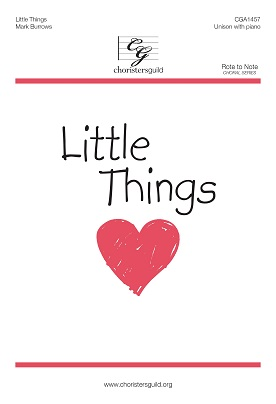 Little Things (Digital Download Accompaniment Track)