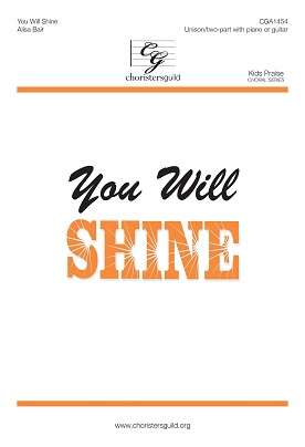 You Will Shine (Digital Download Accompaniment Track)
