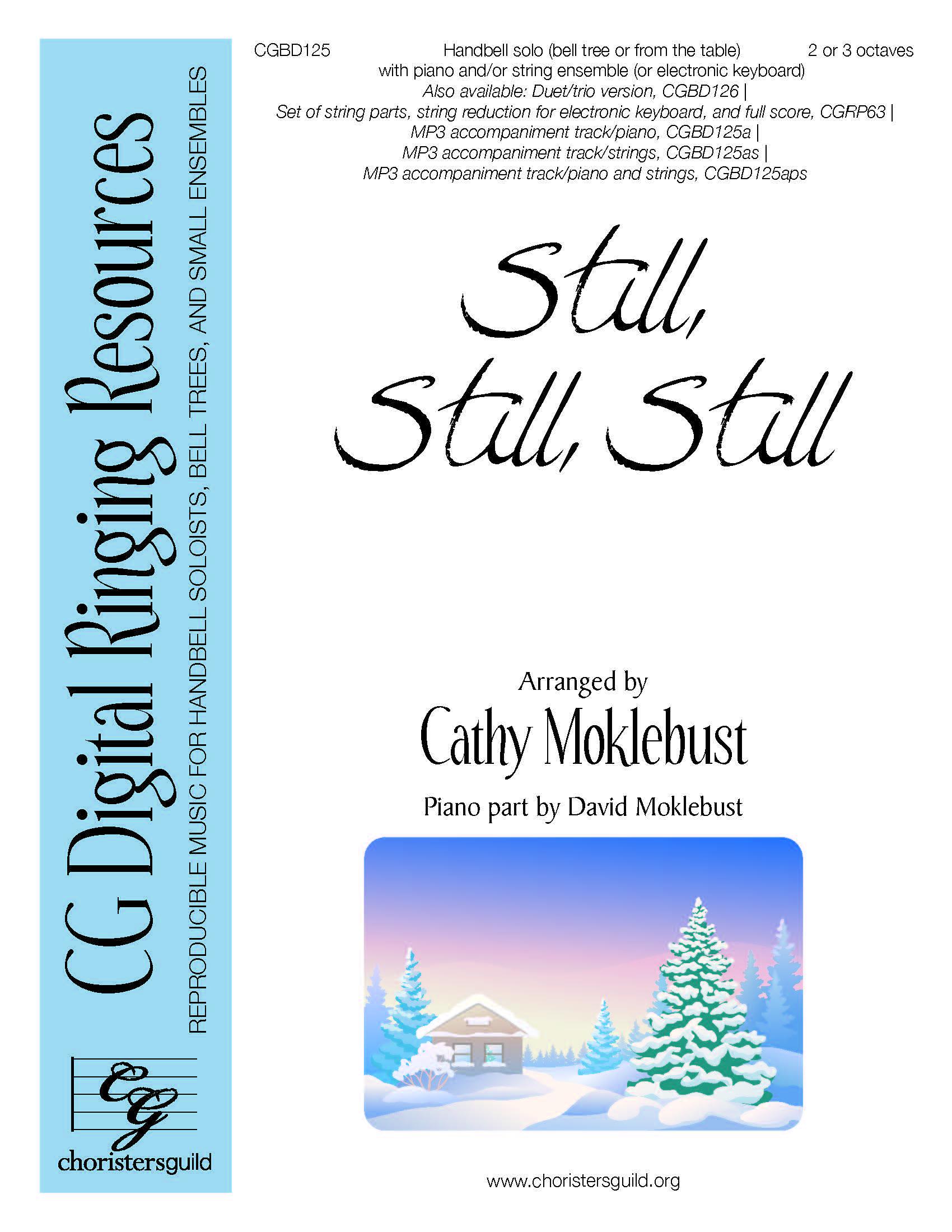 Still, Still, Still - Digital Accompaniment Track (piano and strings)