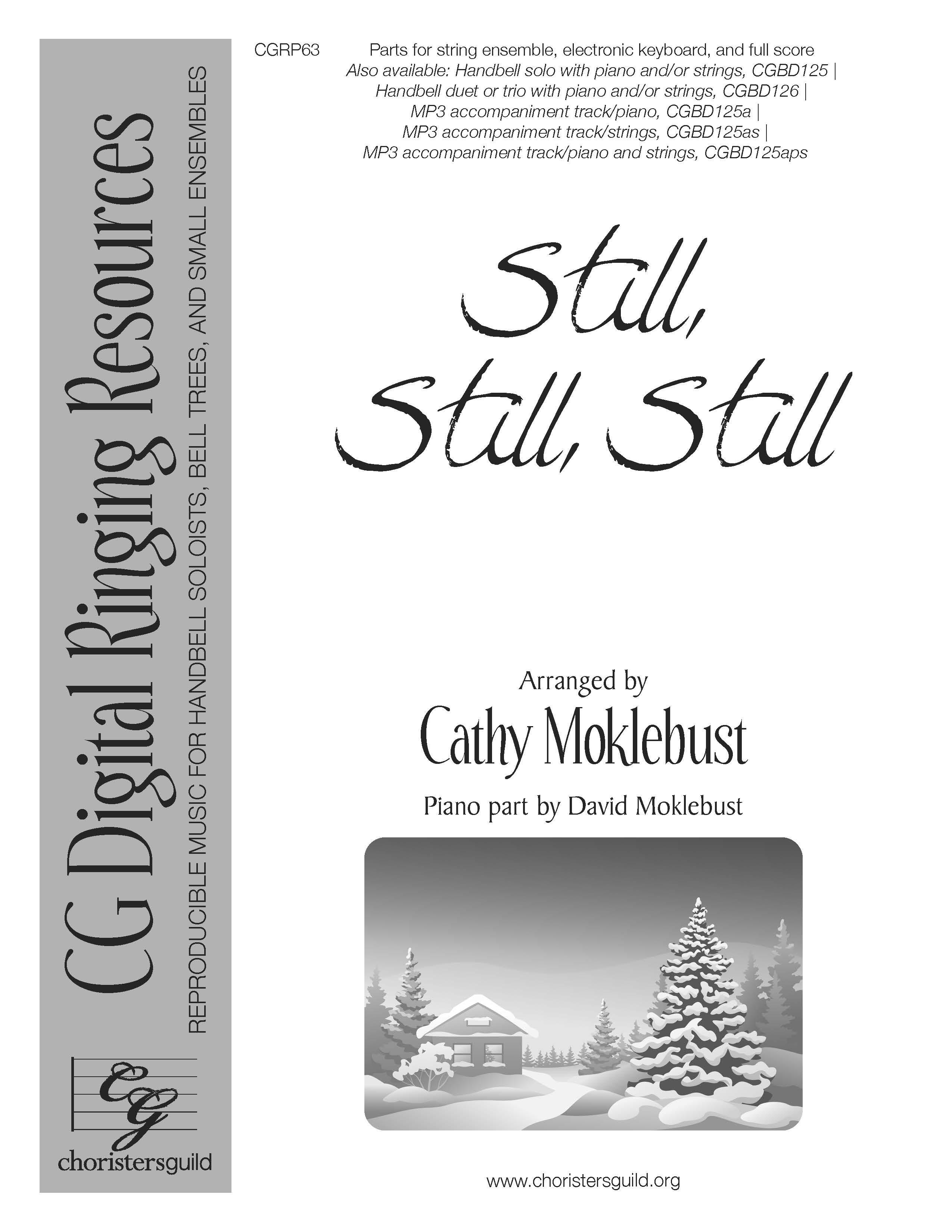 Still, Still, Still (digital reproducible) - Instrumental Parts