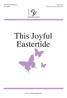 This Joyful Eastertide (Digital Download Accompaniment Track)
