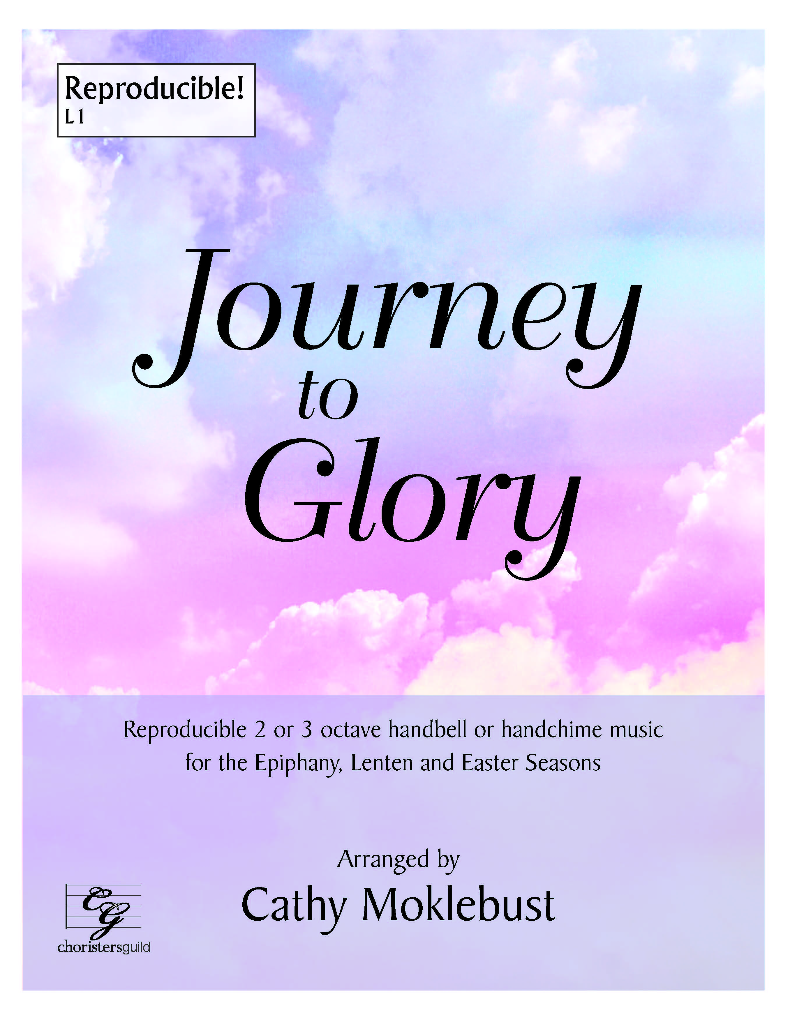 Journey to Glory (Digital - Reproducible) - 2-3 octaves