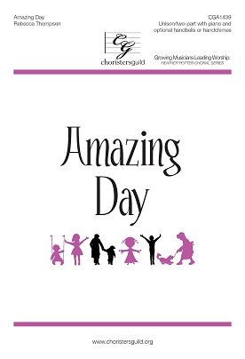 Amazing Day (Digital Download Accompaniment Track)