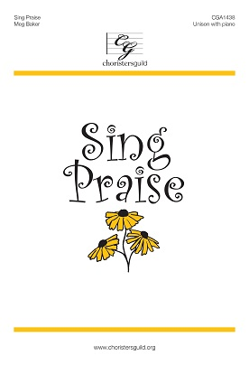 Sing Praise (Digital Download Accompaniment Track)