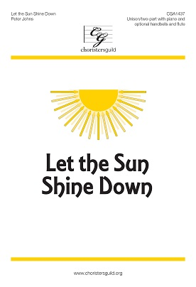 Let the Sun Shine Down (Digital Download Accompaniment Track)