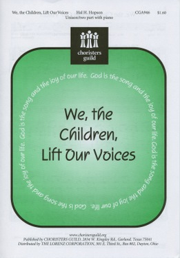 We, the Children, Lift Our Voices