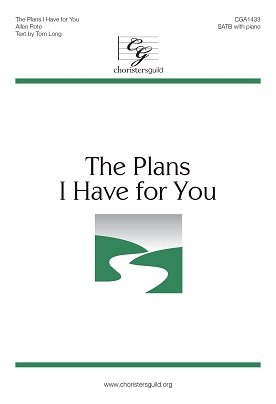 The Plans I Have for You (Digital Download Accompaniment Track)