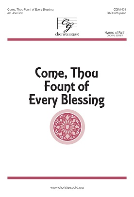 Come, Thou Fount of Every Blessing (Digital Download Accompaniment Track)
