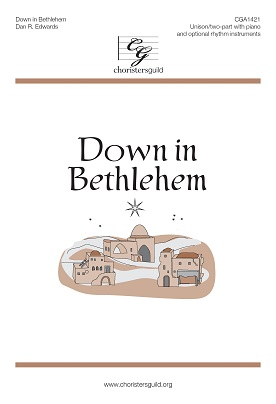 Down in Bethlehem (Digital Download Accompaniment Track)
