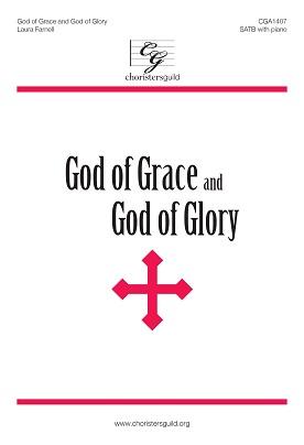 God of Grace and God of Glory (Digital Download Accompaniment Track)