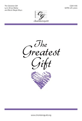 The Greatest Gift (Digital Download Accompaniment Track)