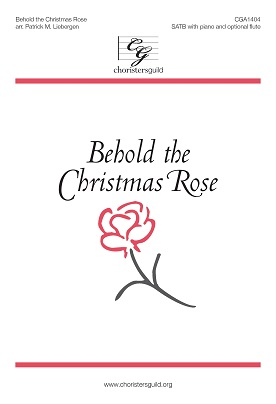 Behold the Christmas Rose (Digital Download Accompaniment Track)