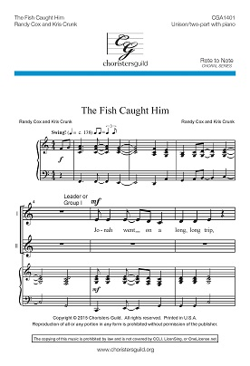 The Fish Caught Him (Digital Download Accompaniment Track)