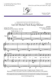 Let All Mortal Flesh Keep Silence (Digital Download Accompaniment Track)